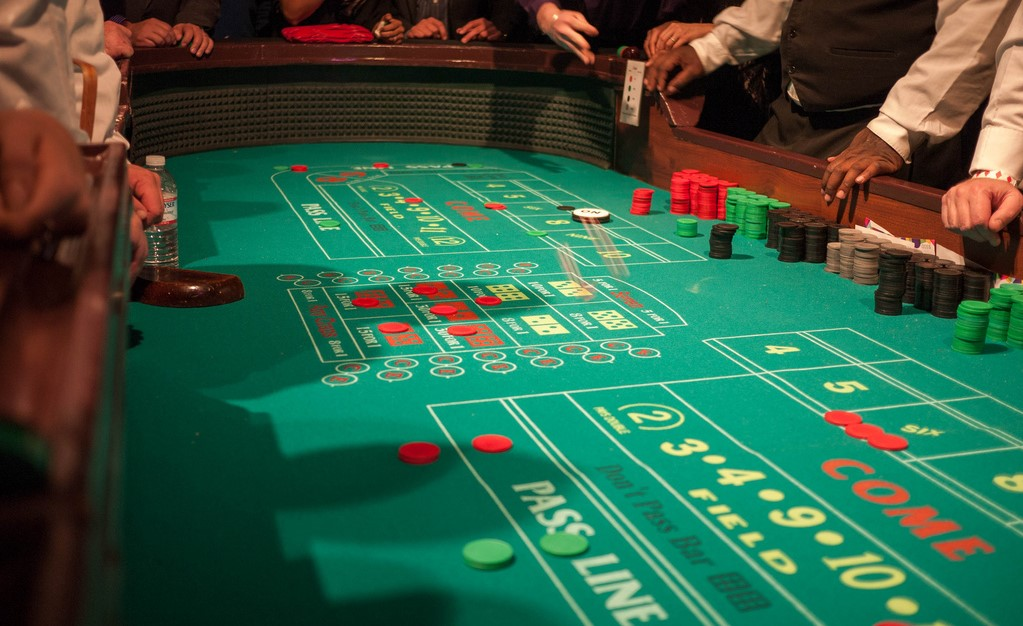 Craps: The Aim of the Game